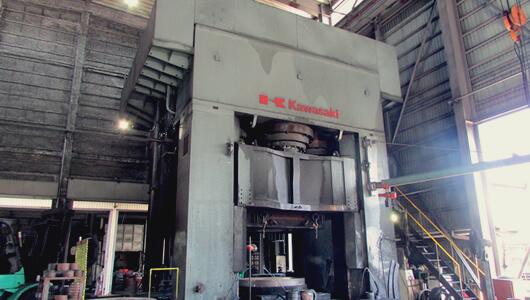 8000t Hydraulic Press