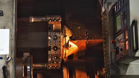 SL65 CNC Lathe
