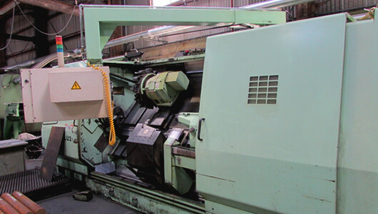 LU25 CNC Lathe