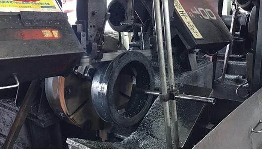 HA400 Saw Machine