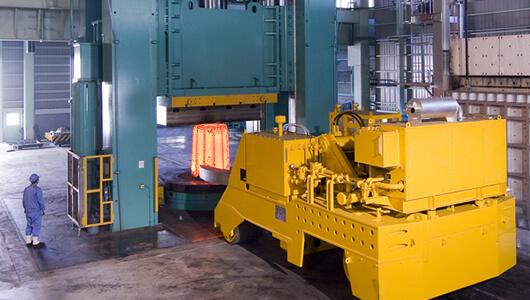15000t Hydraulic Press
