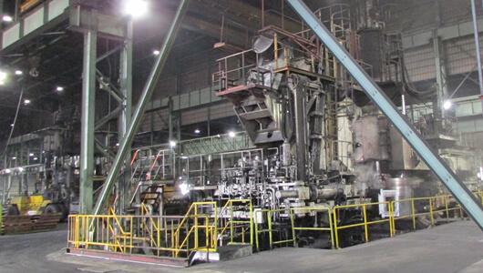 φ4000 Ring Mill