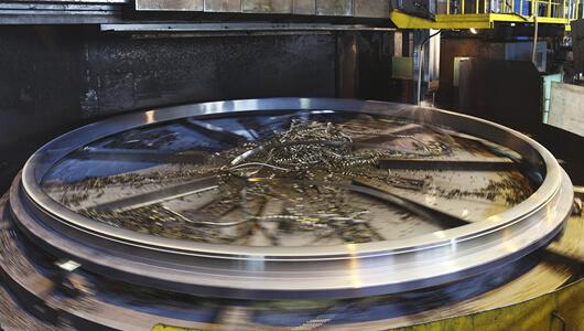 TDM-50/55N Large CNC Turning Lathe