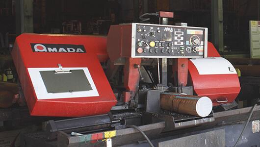 HA-300 Saw Machine